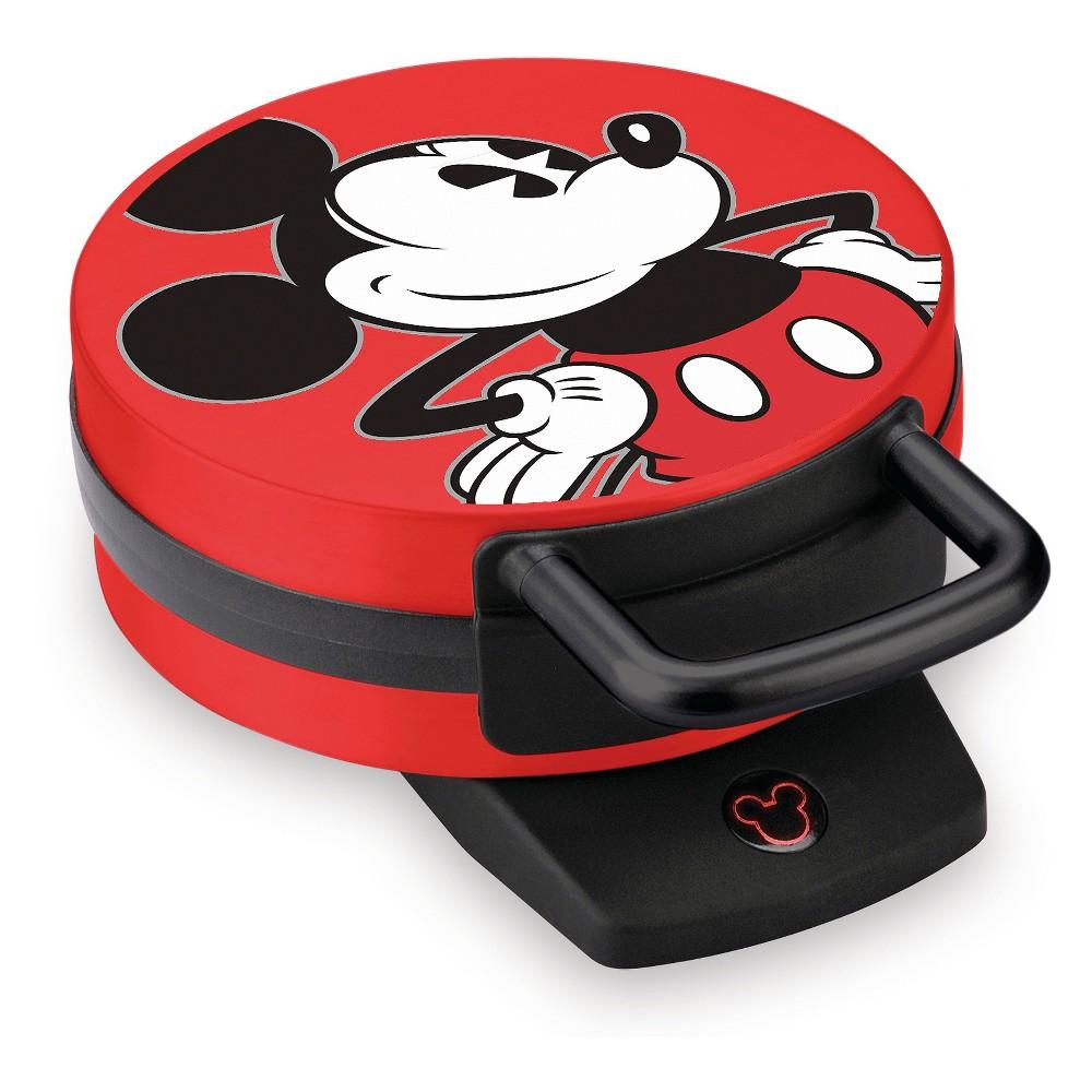 Disney Waffle Maker, Red/White/Black 21402745