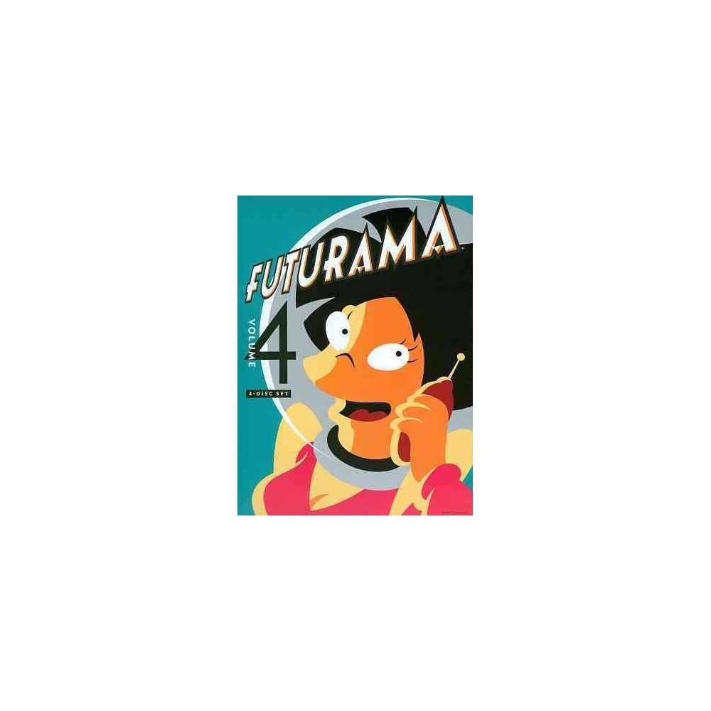 Futurama Vol 4 (Dvd), Movies