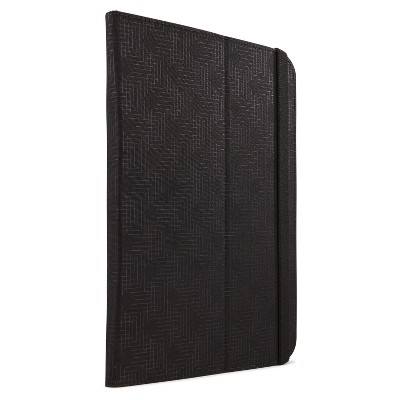 "Case Logic Surefit Classic Folio for 9-10"" Tablet - Black"