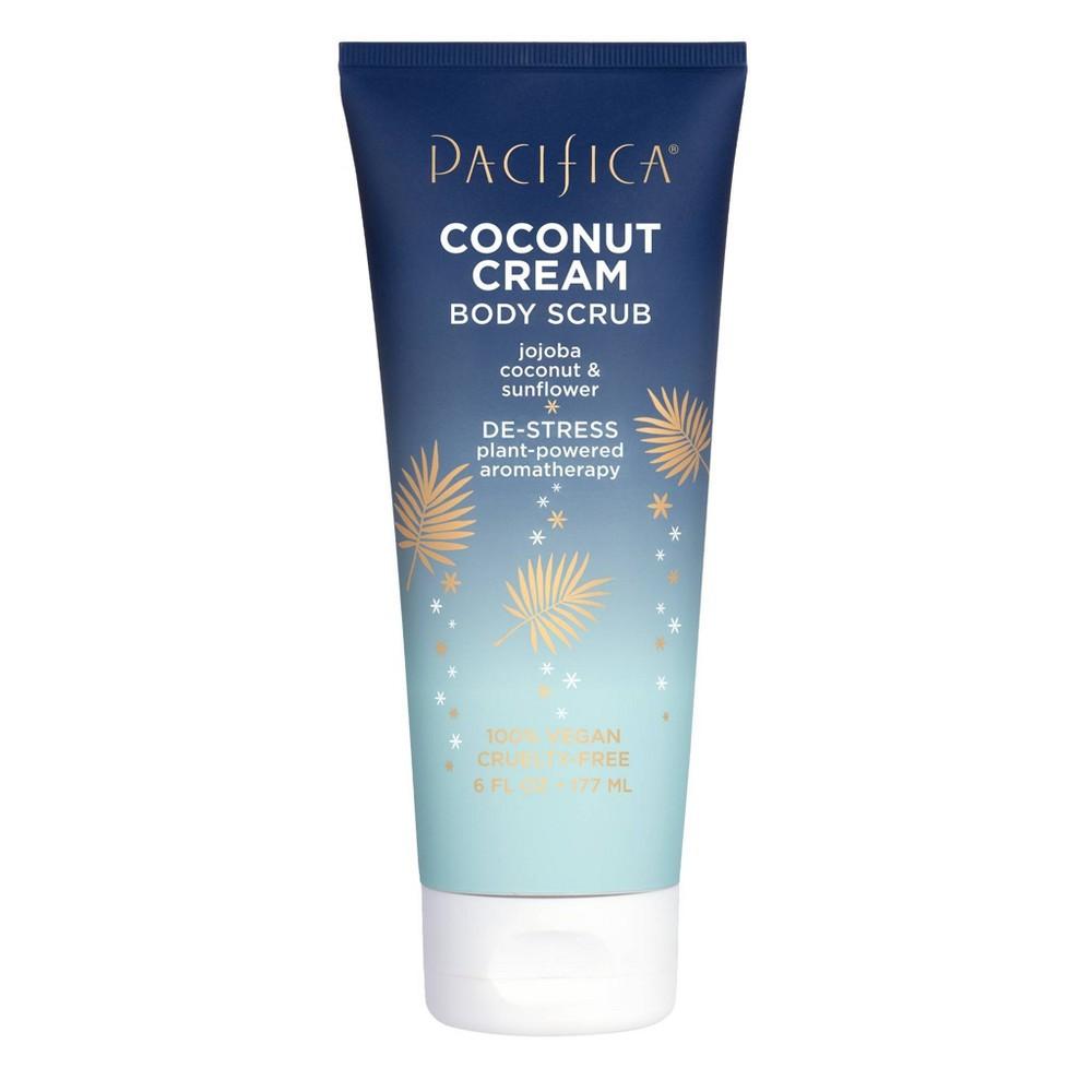 Pacifica Coconut Cream Body Scrub 6 fl oz