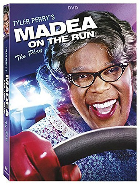 Tyler Perry's Madea On The Run (DVD) - image 1 of 1