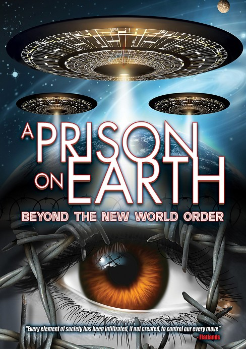 Prison on earth:Beyond the new world (DVD) - image 1 of 1
