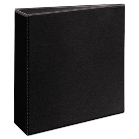 avery durable view binder with slant rings 11 x 8 1 2 3 cap