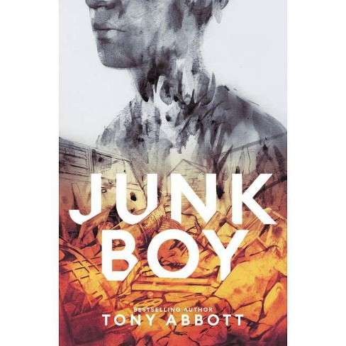 Junk Boy - by  Tony Abbott (Hardcover) - image 1 of 1