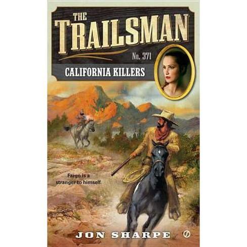 The Trailsman #371 - by  Jon Sharpe (Paperback) - image 1 of 1