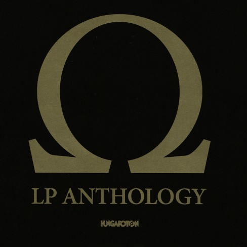Omega - Lp anthology (CD) - image 1 of 1