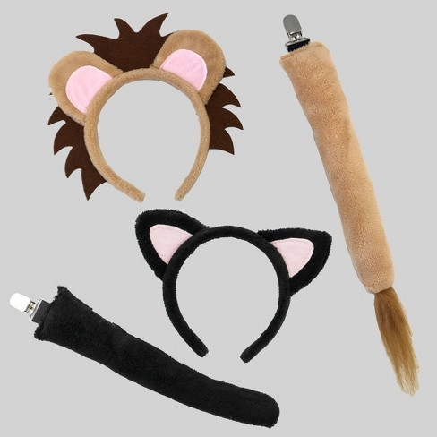 2pc Plush Character Headbands and Tails - Bullseye's Playground™ - image 1 of 1