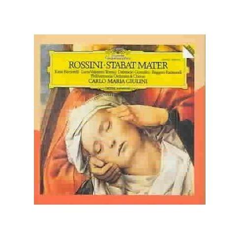 Rossini - Rossini: Stabat Mater (CD) - image 1 of 1