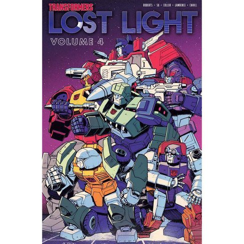Transformers: Lost Light, Vol. 4 - by  James Roberts (Paperback) - image 1 of 1