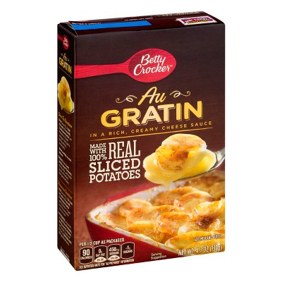 Betty Crocker Au Gratin Potatoes 4.9oz