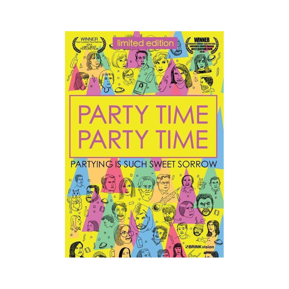 Party Time Party Time Dvd