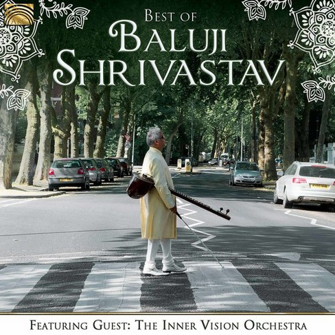 Balui Shrivastav - Best Of Balui Shrivastav (CD) - image 1 of 1