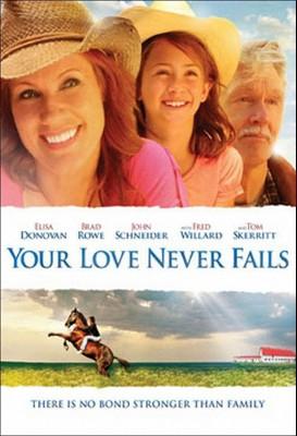 Your Love Never Fails (DVD)