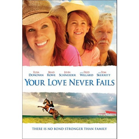 Your Love Never Fails (dvd_video) - image 1 of 1