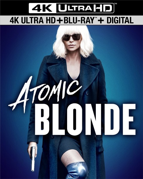 Atomic Blonde (4K/UHD + Blu-ray + Digital) - image 1 of 1