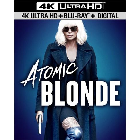 Atomic Blonde (4K/UHD + Blu-ray + Digital) - image 1 of 1