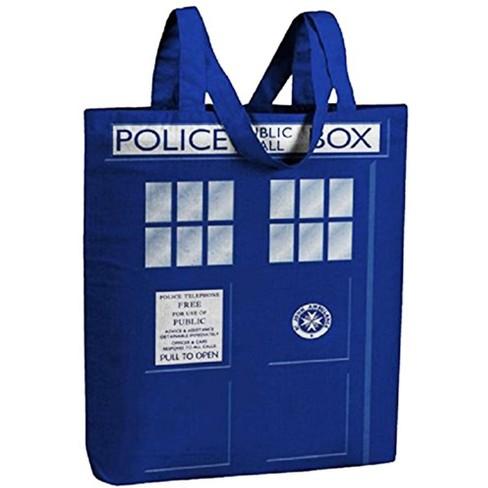 Seven20 Doctor Who Small Tote Bag: I Am TARDIS - image 1 of 1