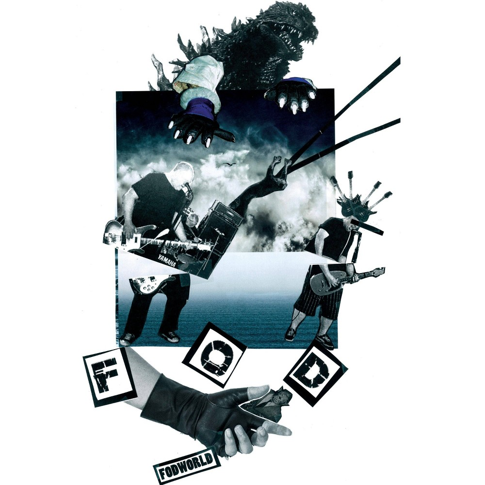 Flag Of Democracy Fodworld Vinyl