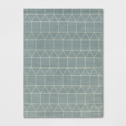 Elle Linear Grid Rugs - Project 62™ - image 1 of 4