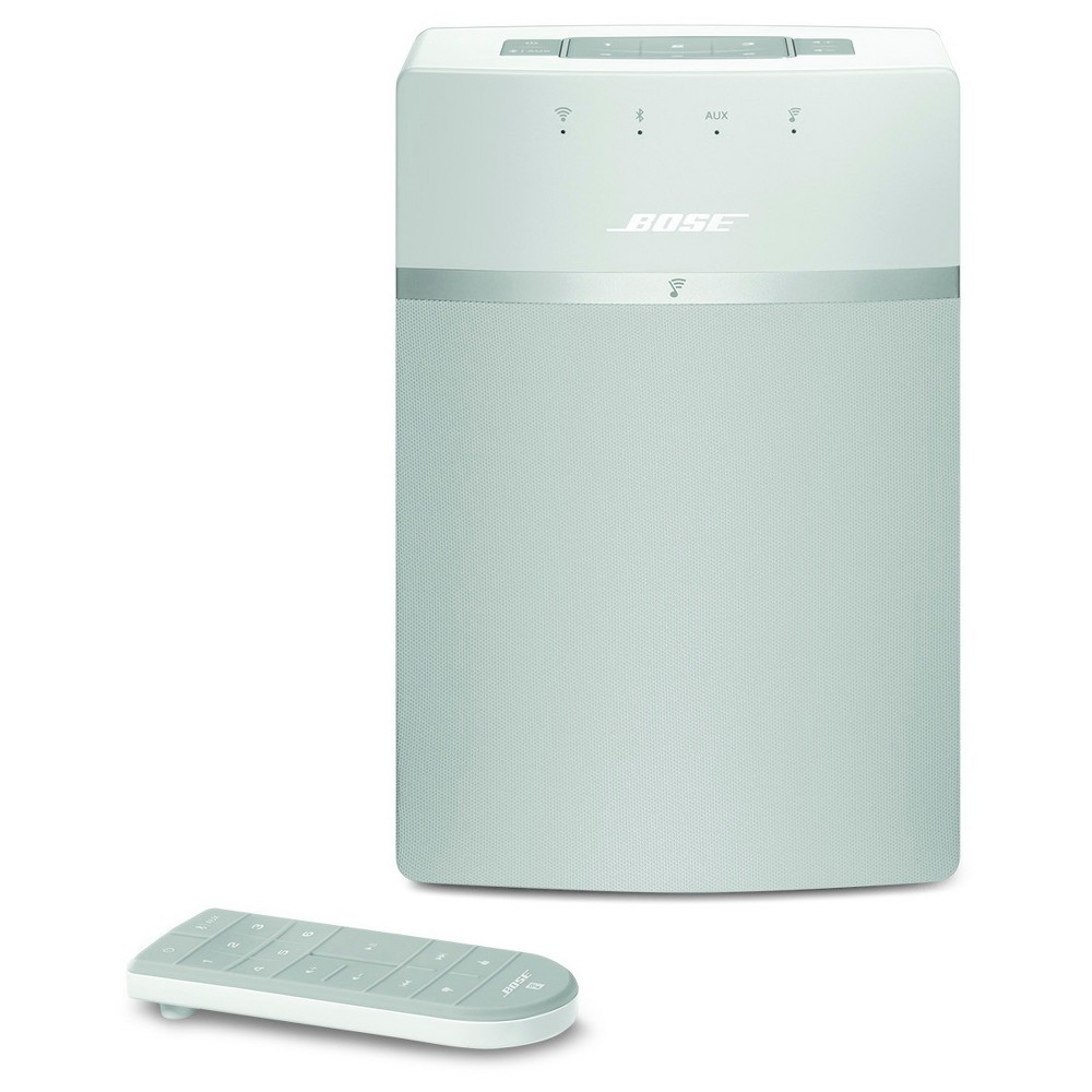 Bose SoundTouch 10 wireless music system - White (731396-1200)