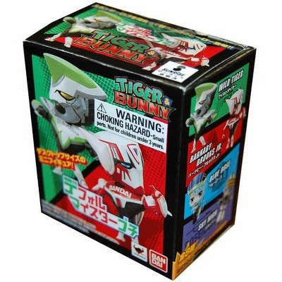 Tiger & Bunny Petite Trading Figure Box - Random Single