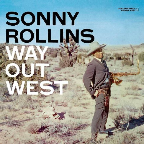 Sonny Rollins - Way Out West (Vinyl) - image 1 of 1