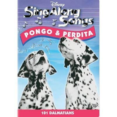 Sing Along Songs: Pongo & Perdita - 101 Dalmatians (DVD)(2006)