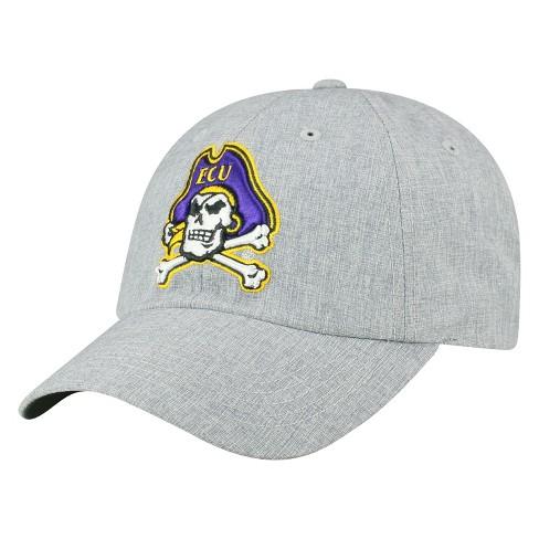 East Carolina Pirates Baseball Hat Grey - image 1 of 2