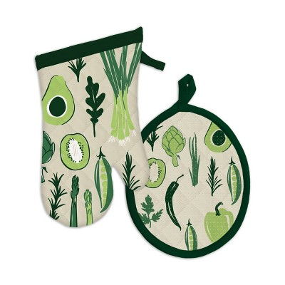 "2pk 13"" Oven Mitt - MU Kitchen"