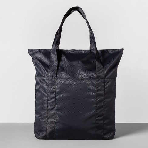 Packable Tote Gray - Made By Design™ - image 1 of 3