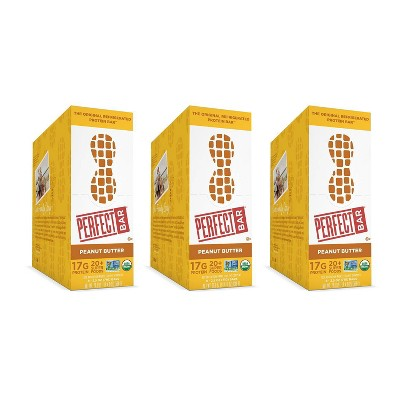 Perfect Bar Peanut Butter - 24ct