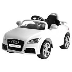 Kid Motorz Audi TT RS 6V - White