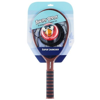 Commonwealth Toys Angry Birds Super Launcher With Red Bird