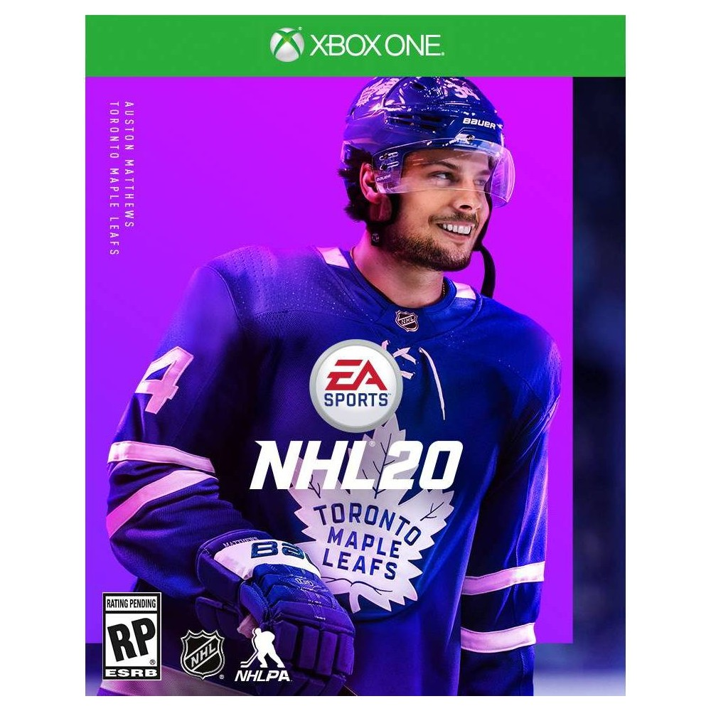 NHL 20 - Xbox One, Video Games was $29.99 now $19.99 (33.0% off)