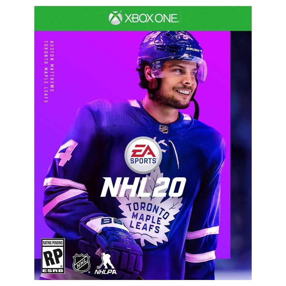 NHL 20 - Xbox One, video games