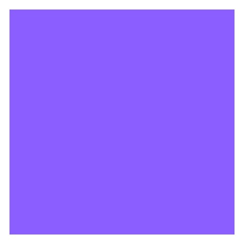 Fadeless Paper Roll, Violet, 48 Inches x 200 Feet - image 1 of 1