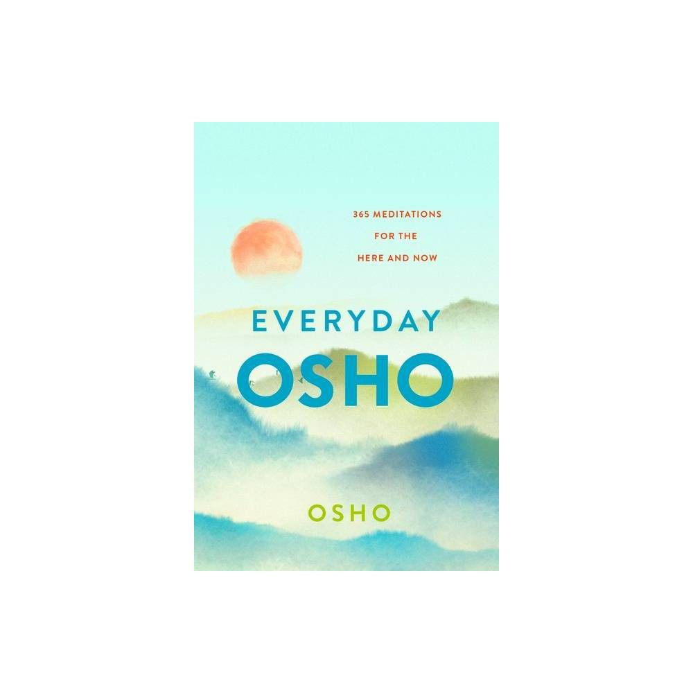 Everyday Osho Paperback