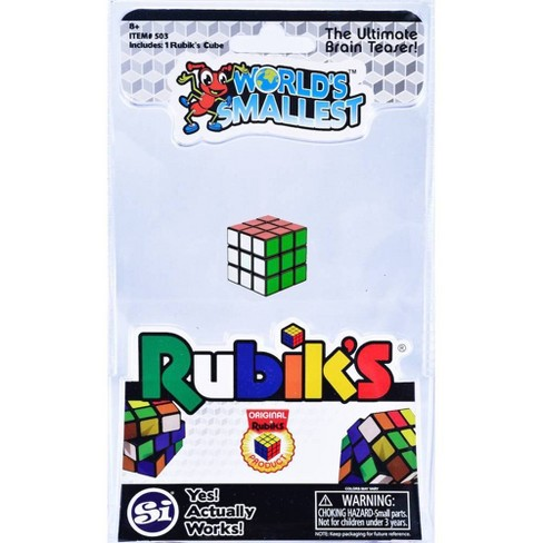 World's Smallest Rubik's Cube - image 1 of 3