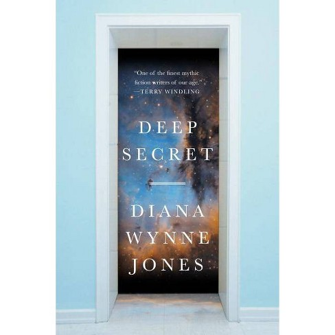 Deep Secret - by  Diana Wynne Jones (Paperback) - image 1 of 1