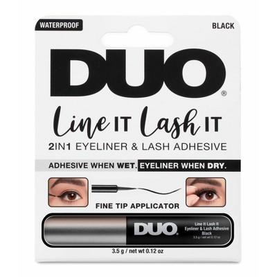 DUO Line It Lash It Eyeliner - 0.12oz