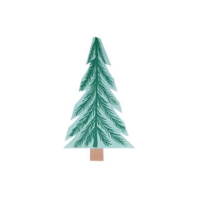 Meri Meri Tree Napkins