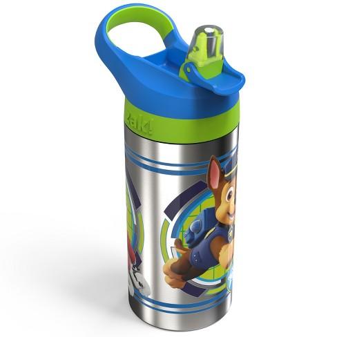 PAW Patrol 19.5oz Stainless Steel Water Bottle Blue/Green - Zak Designs - image 1 of 3