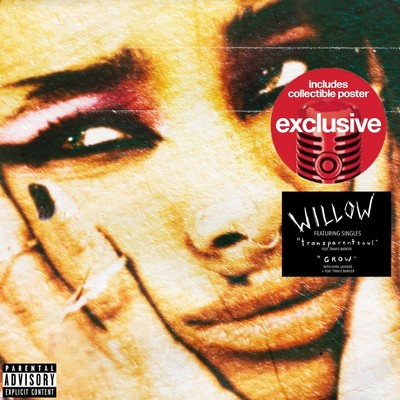 WILLOW - lately I Feel EVERYTHING (Target Exclusive, CD)