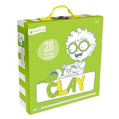 Open The Joy's Clay Activity Kit