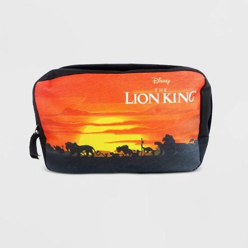 Boys' Lion King Barrel Belt Bag - Red/Black - image 1 of 3