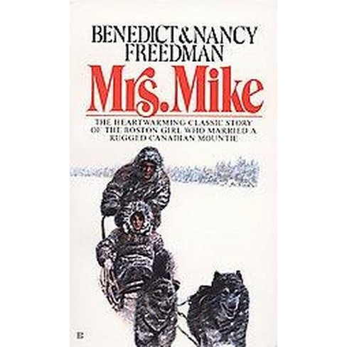 Mrs. Mike (Reprint) (Paperback) - image 1 of 1
