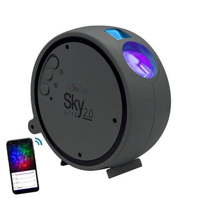 Sky Lite 2.0 LED Laser Star Galaxy Projector (Green Stars) – BlissLights