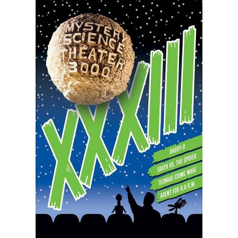 Mystery Science Theater 3000 XXXIII (DVD) - image 1 of 1