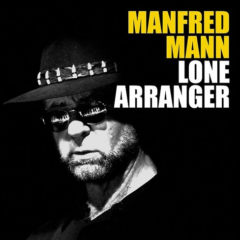 Manfred mann - Lone arranger (CD) - image 1 of 1