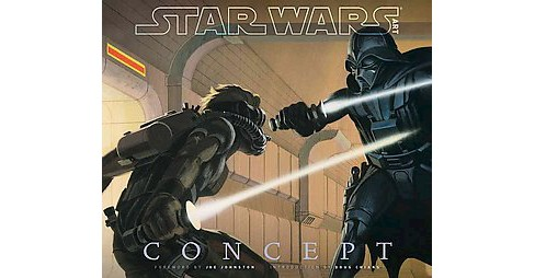 Star Wars Art : Concept (Hardcover) - image 1 of 1